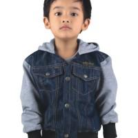 Jaket Anak Laki Laki / Jaket Casual Anak / Jaket Jeans Anak Cbe 005