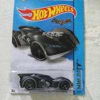 Jual hotwheels batman arkham asylum batmobile new 2015 Murah