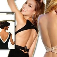 harga BACKLESS BRA STRAP TALI BRA BH INVISIBLE FREEBRA FREE BRA UNBRA 1 BOX Tokopedia.com