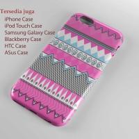 pink tribal iphone background Hard case Iphone case dan semua hp