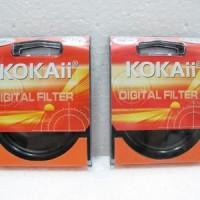 Harga KOKAii ND4 Filter 72mm Murah Digital Filter Kamera