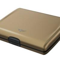 harga TRU VIRTU CLASSIC RAY GREY OYSTER ANTI RFID ALUMINIUM WALLET Tokopedia.com