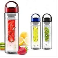 TRITAN WATER BOTTLE WITH FRUIT INFUNSER BPA free
