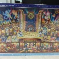 Tenyo Disney Puzzle - 1000 pcs Disney Dream Teather