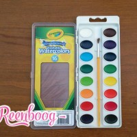 Crayola Washable Watercolors 16