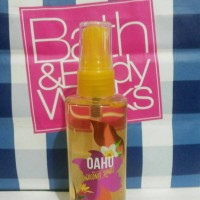 Jual Bath and Body Works Travel Size Fragrance Mist: Oahu Coconut Sunset Murah
