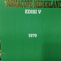 Farmacope Nederland Edisi V