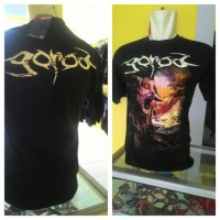 harga Kaos Metal Punk Hardcore Rock Red Black GOROD Tokopedia.com