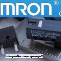 Micro Switch D2FC-F-7N Saklar Tombol Klik Mouse OMRON 1565C21 China