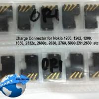 Nokia N2630 N1202 1200 Dll Konektor Cas Ori