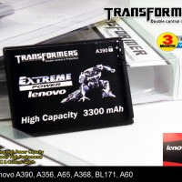 Baterai Lenovo A390 A356 A368 A60 A65 Batre Bl171 Transformer 3300mah