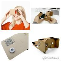 Google Cardboard VR Silver Magnet For Smartphone 3 - 5inchi