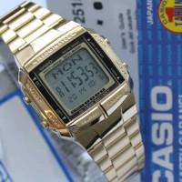 Casio Databank DB360G-9adf Gold