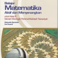 Buku BSE: Matematika Untuk SMP/MTs Kelas 9