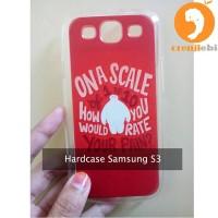 Hardcase Samsung S3 Baymax Big Hero 6