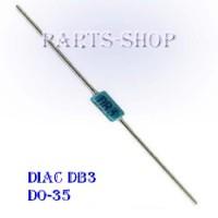 DB3 DB-3 Diac Trigger Diode Dioda 32V 2.0A DO-35