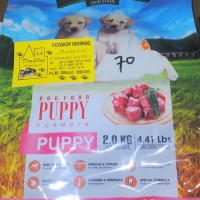 harga Dog Food Country Puppy Makanan Anjing 2 Kg Beef Tokopedia.com