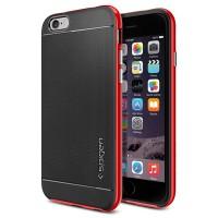 Spigen Neo Hybrid iPhone 6 - Dante Red