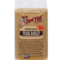 BARLEY ORIGINAL - BOB`S RED MILL PEARL BARLEY 850