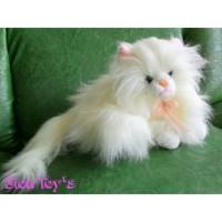 harga Boneka Kucing Anggora Cantik Tokopedia.com