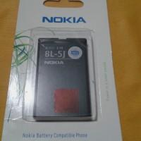 Baterai Nokia Original Bl-5j Bl 5j For Nokia N900,5800, 5230, Nokia X6