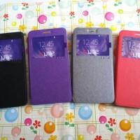 Flip Case Ume Classic Original Smartfren Andromax Qi (4g Lte )