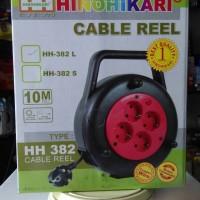 Box Kabel Gulung Rol Hinohikari 10m Full SNI 382L