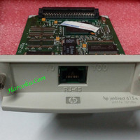 HP Jet Direct 615n - Ethernet Network Lan Card u Printer HP Laserjet
