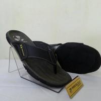 harga Sandal Kulit Pakalolo 2329 (black) Tokopedia.com