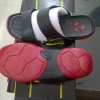harga Sandal Kulit Pakalolo 2329 (black-red) Tokopedia.com