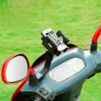harga Universal Mounting/holder/braket/tempat Dudukan Hp/gps Untuk Motor Tokopedia.com