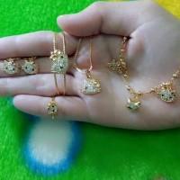 harga perhiasan xuping lapis emas 18k Tokopedia.com