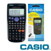Kalkulator-CASIO FX-95ES PLUS - Scientific Kalkulator/ mesin hitung