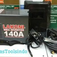 Mesin Las Lakoni / Travo Las Inverter Falcon 141GE untuk Genset
