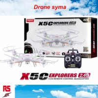 New Drone Camera Syma X5C Upgraded Version 2.4 Axis Giro