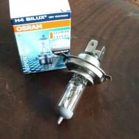 bola lampu osram h4,60/55 watt,harga 2 pcs