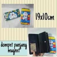 harga Dompet Panjang Magnet Doraemon Tokopedia.com