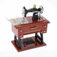 harga Box Music, Machine Sewing / Kotak Musik Mesin Jahit Jumbo Tokopedia.com