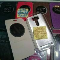 Leather Flip Case Ume Asus Zenfone 2 Laser