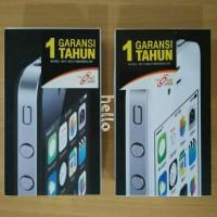 Iphone 4 32Gb Garansi 1 Tahun The One