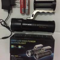 harga SENTER POLICE CREE XM-L T6 /2BATRE MAX 800 LUMENS Tokopedia.com