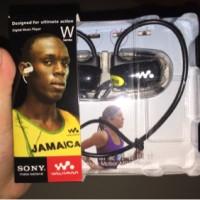 Sony MP3 Player NWZ 273 Sport Wireless
