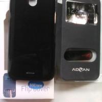 harga Flip Cover View Case Advan S5e New Tokopedia.com