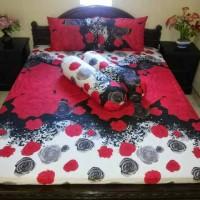 Sprei Katun Romantic Rose