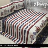 Sprei Katun Dream House