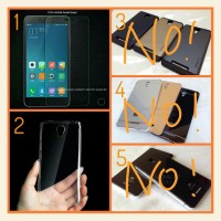 harga Paket Xiaomi Redmi Note 2 / Prime (tempered Glass & Softcase Jelly Tokopedia.com