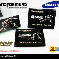 Baterai Samsung Galaxy S3 I9300 Baterai Transformers