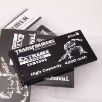 Baterai Samsung Galaxy S5 REPLIKA HC SLIM Batre Transformers 4800mAh