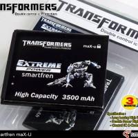 Baterai Smartfren Andromax U/le Baterai 3500mah Batre Transformers