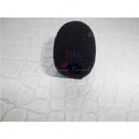 harga Busa Mic 4 Cm Diameter 1,2 Cm Microphone Windscreen Foam Cover Tokopedia.com
